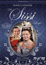 Sissi Trilogie (1-3) - Juwelen Edition - DVD & Blu-ray + Portrait eines Gesichts