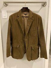 Engineered Garments Corduroy Baker Jacket, size large