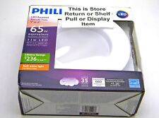 "Philips 592343I 65W 5""/6"" LED Recessed Retrofit Trim I I W LED Soft White Light"
