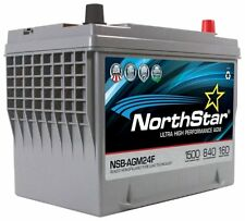 NORTHSTAR Pure Lead Automotive Group 24F Battery NSB-AGM24F