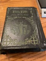 The Holy bible with the treasury of bible knowledge part I and II by Gray