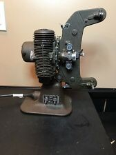 Vintage Bell And Howell 8 Mm Filmo-master Model Number 400