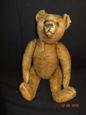 Antique Mohair 16� Teddy Bear Steiff?