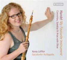 Handel: My Favourite Instrument, New Music