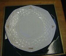 Belleek fine parian china 2006 Annual Plate MIB  Christmas at Blarney