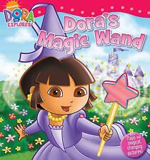 Dora's Magic Wand (Dora the Explorer), Nickelodeon | Board book Book | Very Good