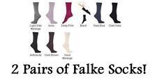 Falke Damen-Socken & -Strümpfe aus Baumwollmischung