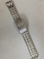 Bulova Vintage Watch Bracelet Royal Oak Style