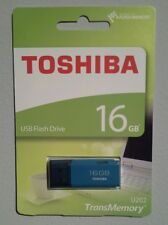 Toshiba 16gb TransMemory USB Flash Drive