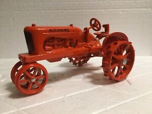 Allis-Chalmers WC I/16 scale Collector Ed. Tractor by JLE/Scale Models