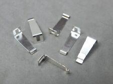 Viper HO Slot Car Parts - Standard Pickup Shoes 3 Set - Silver Plated - NEW