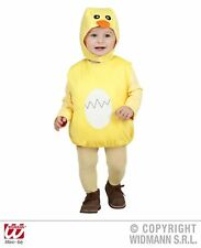 Childrens Chick Fancy Dress Costume Easter Chick Chicken Outfit 104Cm
