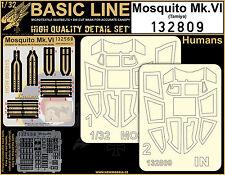 132809 HGW Basic Line - Mosquito Mk.VI 1:32