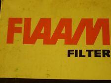 FIAAM FL6 300 Luftfilter ersetzt MANN C 2120/2 für Fiat 127 128 Panda Seat OVP
