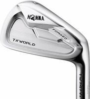 Honma Golf TOUR World TW747#5~10VIZARD IB-WF85 Mens Flex S From Japan