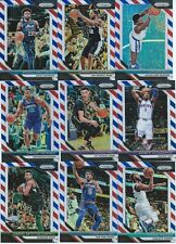 2018-19 Panini Prizm Prizm Red White and Blue Basketball cards - Pick Yours !!