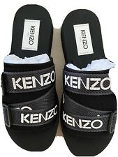 Kenzo Mens Sandals Uk Size 7 EU 41  Paris logo