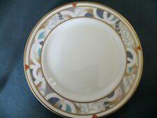 "BERNARDAUD Limoges France 0978 PARIS (Geometric Nudes)  DINNER PLATE 10-1/4"""