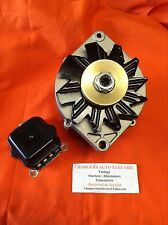 1967 - 72  CHEVY CAMARO 135 AMP HIGH OUTPUT ALTERNATOR WITH EXT. REGUATOR