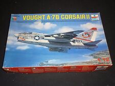 A ESCI un made plastic kit of a Vought A-7B Corsair 2,.boxed