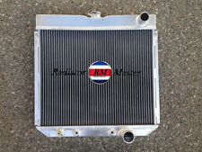 Aluminum Radiator For 1963-1969 Ford Fairlane 1967-1969 Ford Mustang 3Row