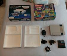 Nintendo Entertainment System NES - Teenage Mutant Hero Turtles console bundle