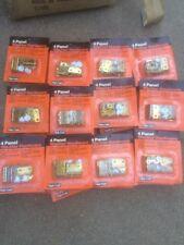 Shutter Hardware Lot Flair-fold 4 Panel FF4411 New NIP Lot 38 Total!