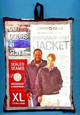 Swiss Gear Adult XL H2O Outerwear Waterproof & Windproof Phantom Color Jacket