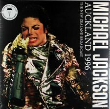 Michael Jackson - Auckland 1996 (Limited 2 x White Vinyl LP) Now in Stock