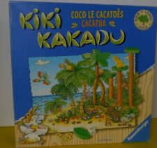 Ravensburger KIKI KAKADU - Holzspiel - ab 5 Jahren