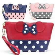 Mickey Mouse Bag Cosmetic Makeup Minnie Target Travel Organizer Pouch Bags Case