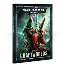 Craftworlds Codex (Deutsch) Games Workshop Warhammer 40.000 40k Eldar 8th NEU