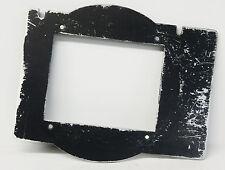 Omega D-2, D-3 Negative Carrier 4x5 Cut Film