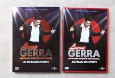 2 DVD SPECTACLE ZONE 2 / LAURENT GERRA AU PALAIS DES SPORTS 2011