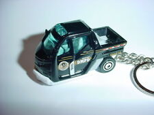 NEW 3D DMPD METER MAID CUSTOM KEYCHAIN keyring BACKPACK BLING! 911 boot toll