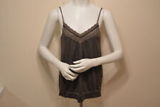 ABERCROMBIE AND FITCH KIDS GIRLS ADJUSTABLE STRAP CAMI TANK TOP SIZE LARGE