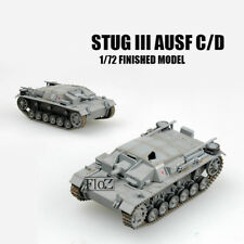 Russia Stug III Ausf C/D Winter 1942 1/72 tank easy model finished non diecast