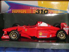 RARE 1:18 Minichamps Michael Schumacher Ferrari F310B Shell Promo Model 1997
