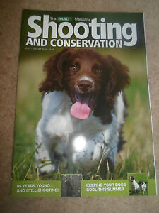 The BASC Magazine Shooting And Conservation July-August 2015