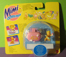 Polly Pocket Mini NEU ♥ Mimi & the Goo Goos ♥ Soap Dish ♥ NEW ♥ OVP ♥