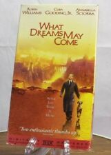 """""""What Dreams May Come"""" (Vhs, 1998)~Collectors Special!~Up to 25% Off!"""