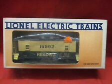 LIONEL READING CENTER CUPOLA CABOOSE ( 6-16562 ) 1991 MADE IN U.S.A.