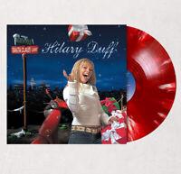 Hilary Duff Santa Claus Lane Christmas Holiday Splatter Lizzie McGuire Vinyl LP