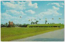 Four Freedoms Park, Cape Coral, Florida - 1972 Vintage Postcard
