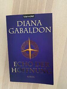 DIANA GABALDON, ECHO DER HOFFNUNG
