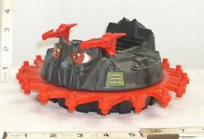 MATTEL HE MAN MOTU ROTON ACTION FIGURE VEHICLE WORKS