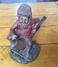 Smoky 1983~Tom Clark Gnome-Figurine~Cairn Studio Retired~Ed #77