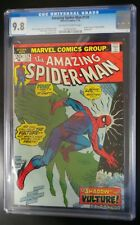 Marvel The Amazing Spider-Man #128 CGC 9.8 (Jan 1974) Vulture Appearance