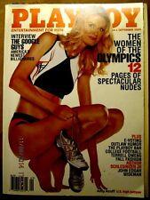 Playboy Magazine September 2004 (Olympian Amy Acuff - cover