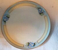 Vintage Meito China Hand Painted Bread/Dessert Plate Made In Japan